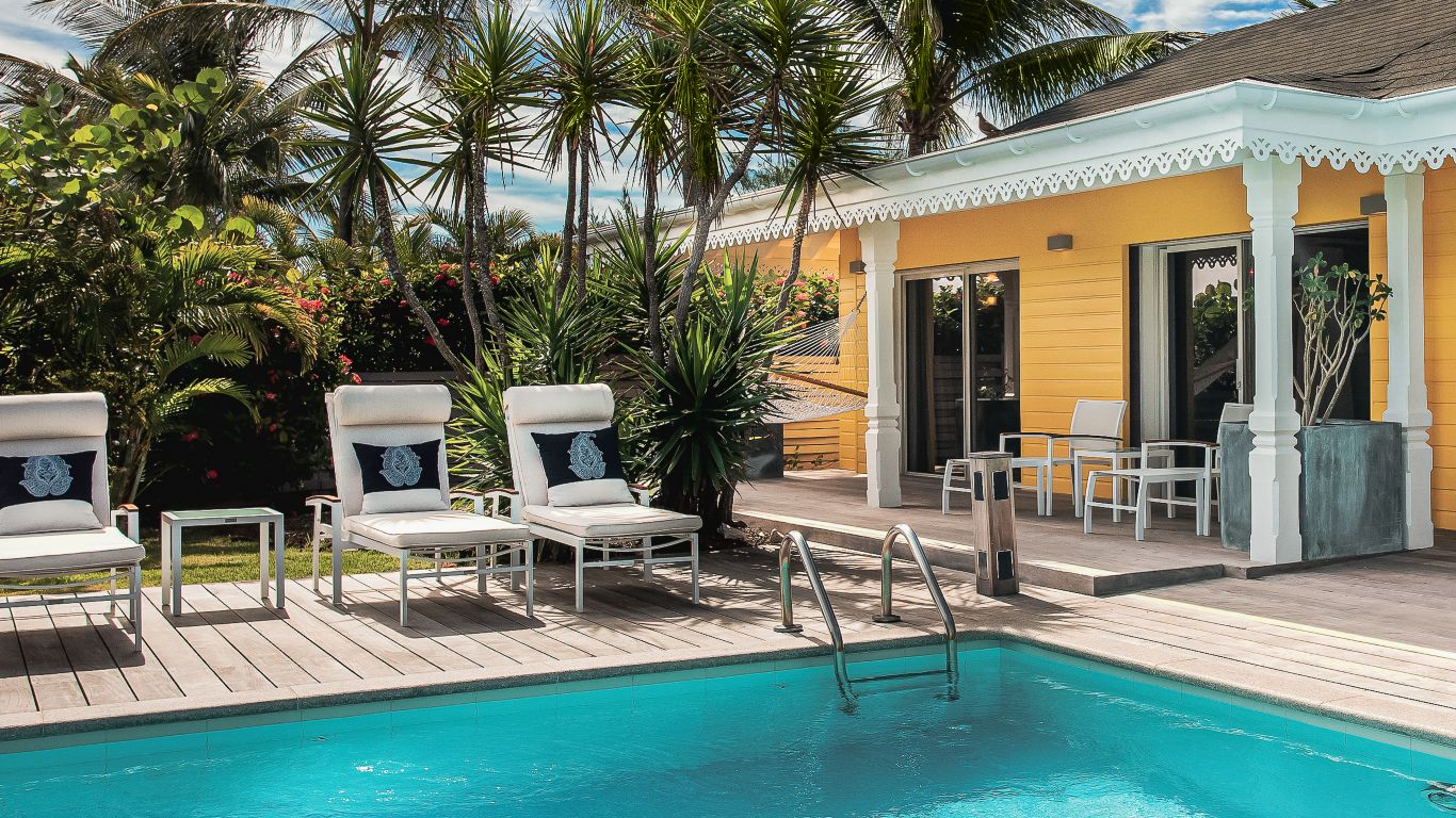 St. Barth Resort | Luxury St. Barth Resort | Rosewood Le Guanahani St. Barth