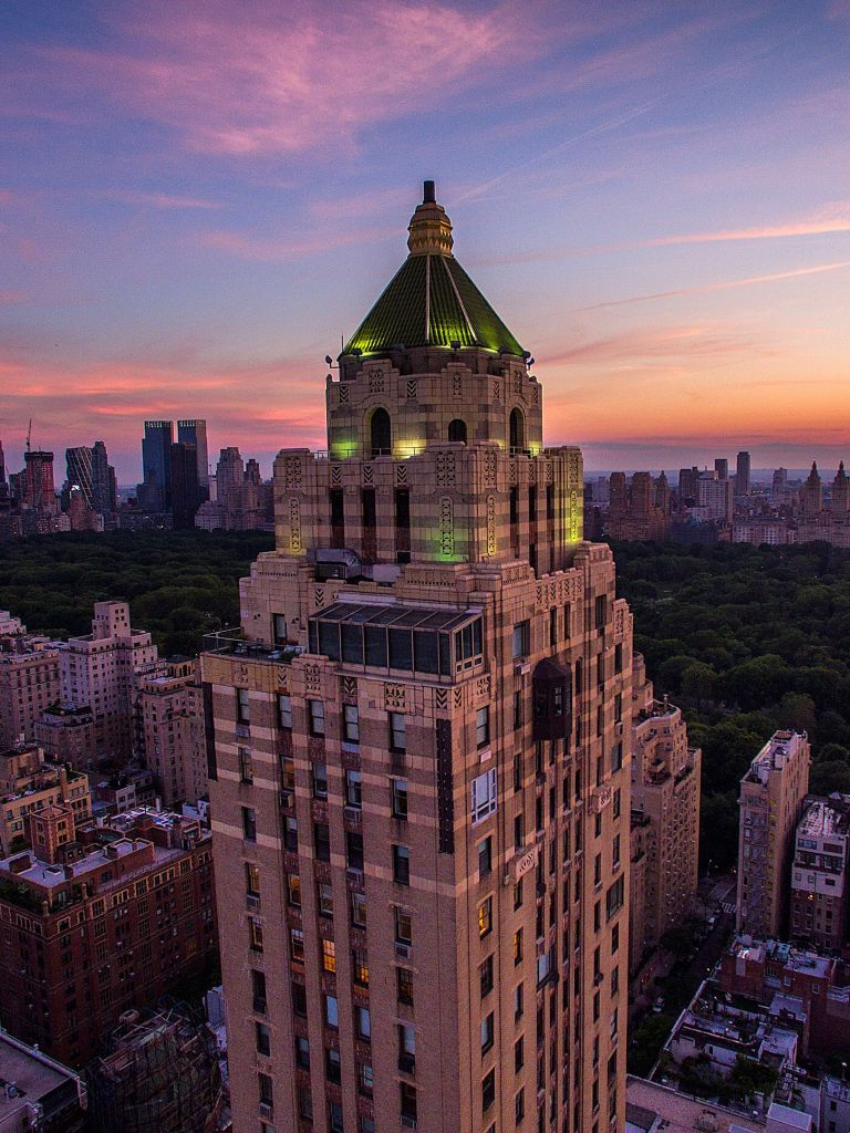 Luxury Hotel In New York City The Carlyle A Rosewood Hotel
