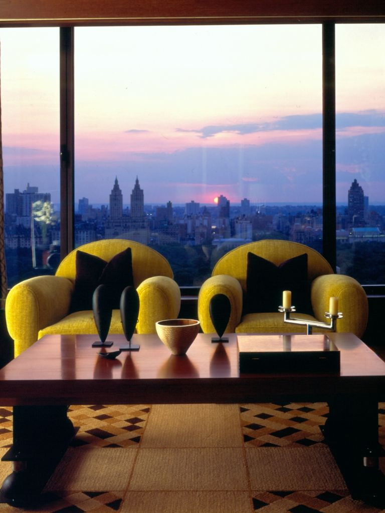 Picture of: Empire Suite At The Carlyle Hotel Duplex Suite In Nyc Rosewood