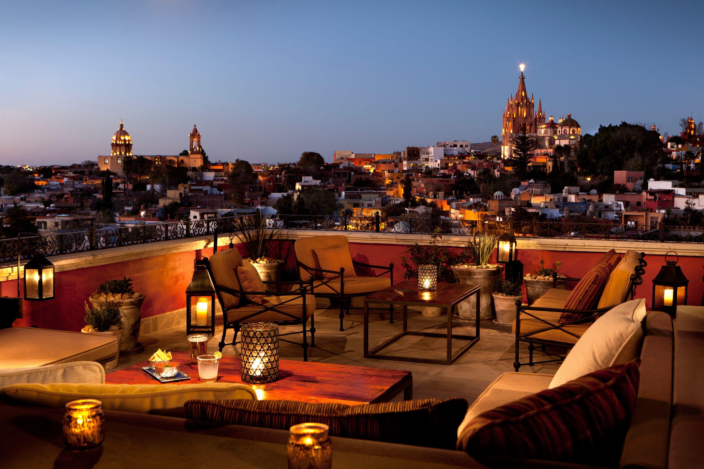 Bares En San Miguel Restaurantes En Rosewood San Miguel De Allende